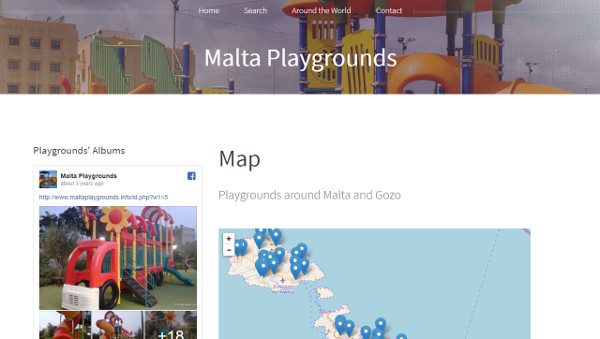 malta playgrounds